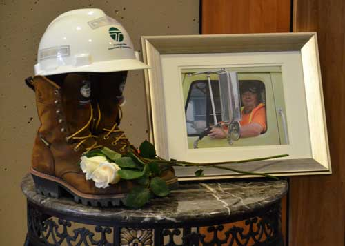 2011 Work Zone Memorial Tribute to Billy