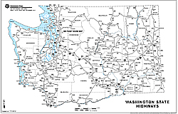 WSDOT- Digital Maps and Data
