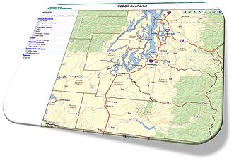 WSDOT - GeoPortal Map Application